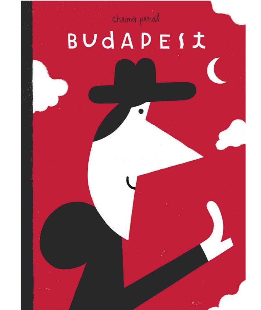 Portada de 'Budapest'
