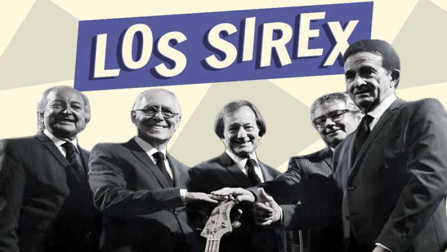 Los Sírex acaban de sacar nuevo disco.