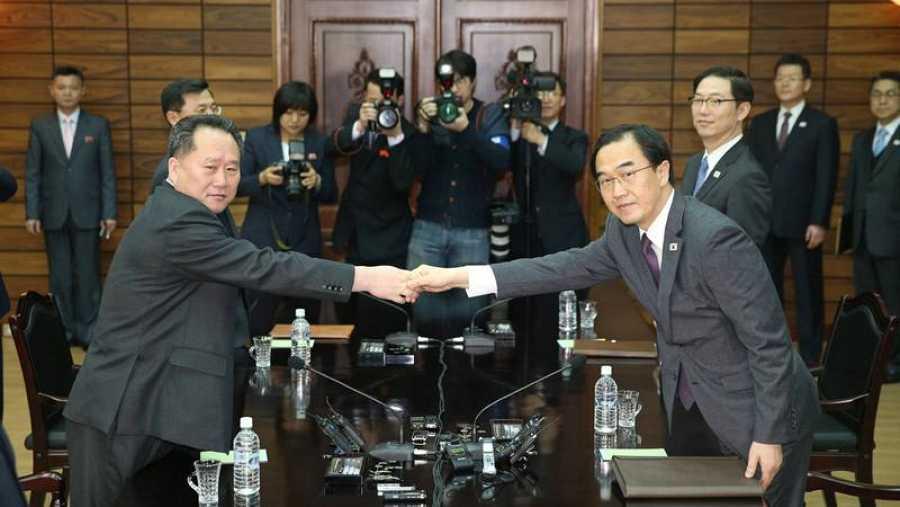 Reunión de alto nivel para preparar cumbre entre Corea del Sur y Corea del Norte