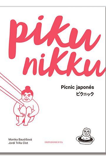 Portada de 'Pikunikku. Pícnic japonés'