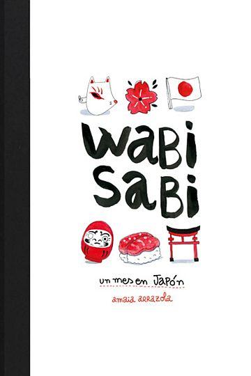 Portada de 'Wabi sabi'