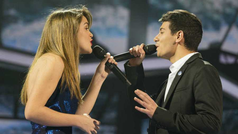 Alfred y Amaia, próximos representantes de Eurovisión 2018