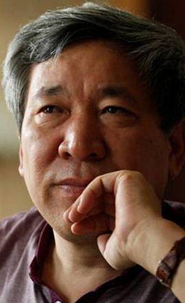 El escritor chino Yan Lianke