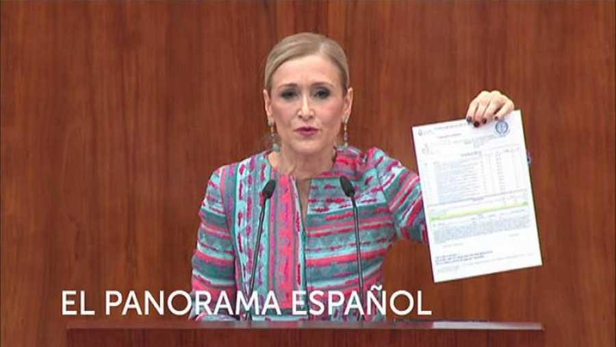 Polémica en torno al master de Cristina Cifuentes