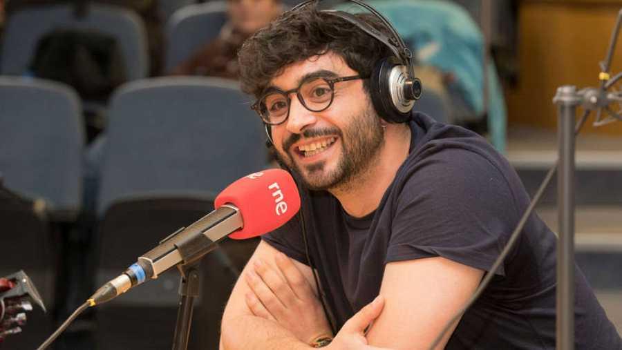 Jorge Marazu, sorpresa especial de la noche