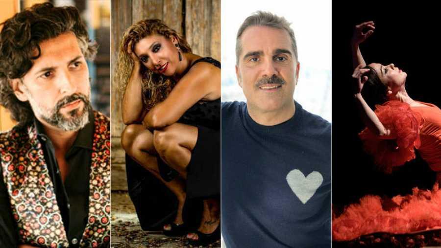 Arcángel, Esperanza Fernández Vargas, Miguel Marín y Olga Pericet debatirán sobre flamenco en Cultura 18