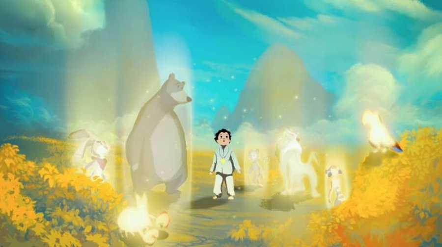 Owen Suskind es un joven autista que dejó de hablar cuando era niño, pero lentamente emergió de su aislamiento a través de las películas animadas de Disney