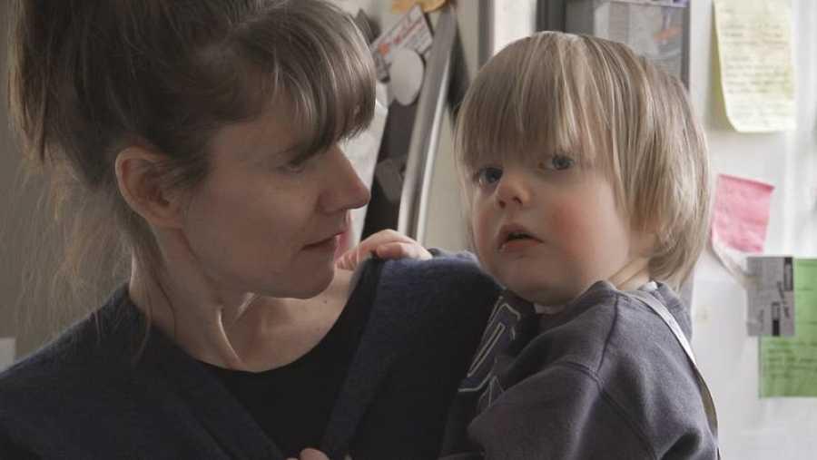 Carly y Stef tienen otros cuatro hijos que cuidar.