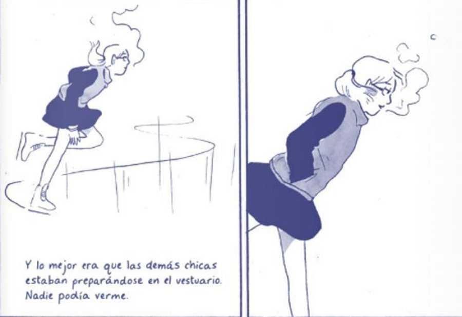 Viñetas de 'Piruetas'