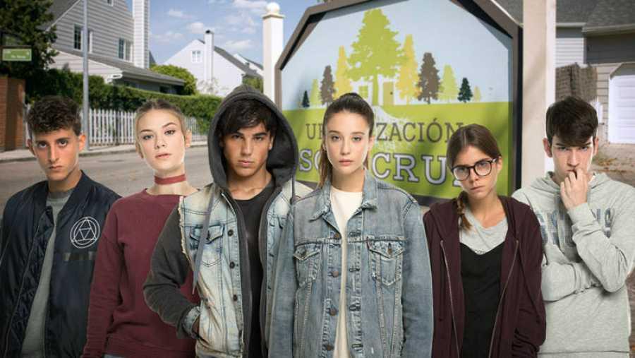 Los protagonistas de la webserie 'Si fueras tú'