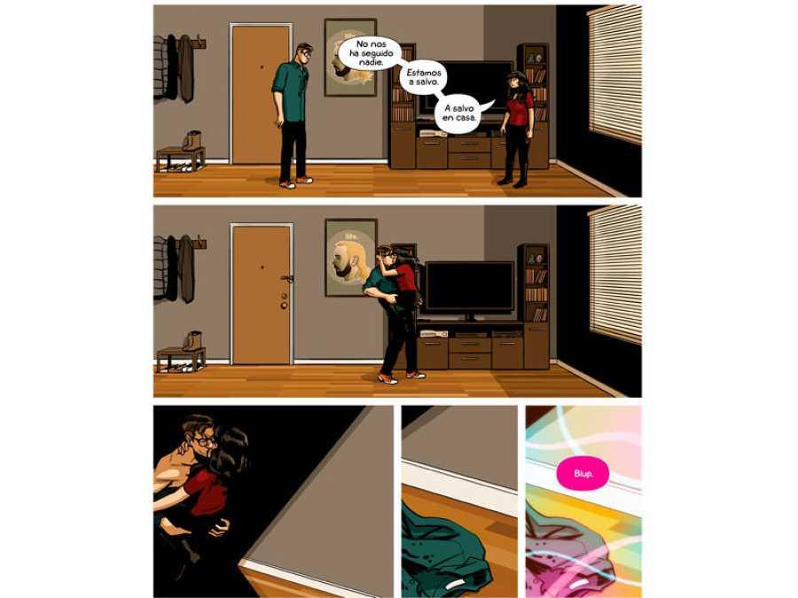 Viñetas de 'Sex criminals'