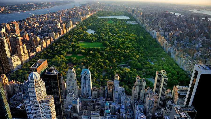 Central Park, en Nueva York, es uno de los parques más emblemáticos