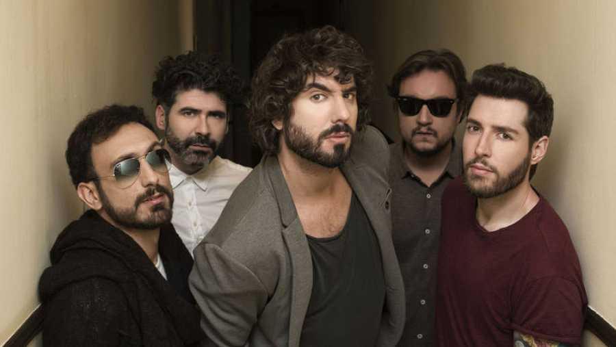 El quinteto Izal se acerca al rock más melódico