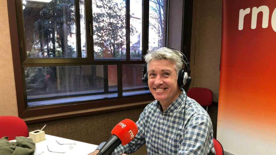 Francisco Bergua interviene desde Rne Huesca