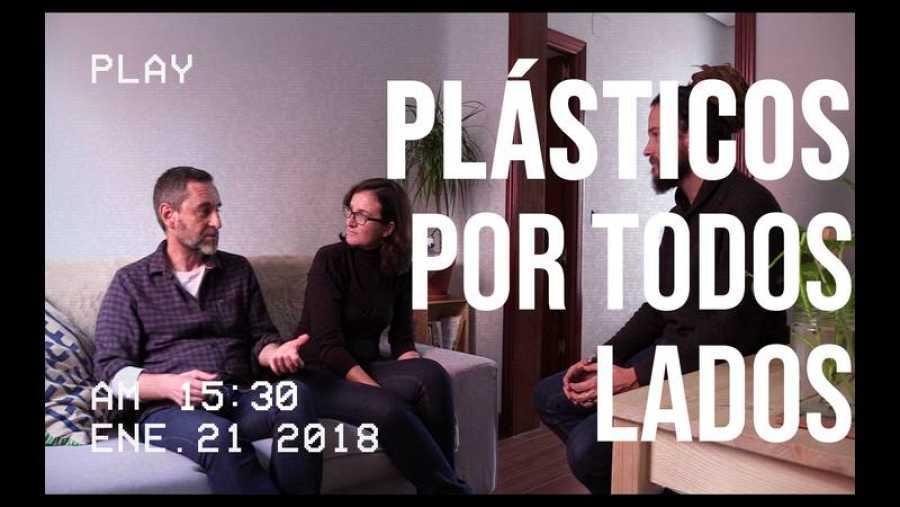 Fer y Patri, la pareja que vive sin plásticos