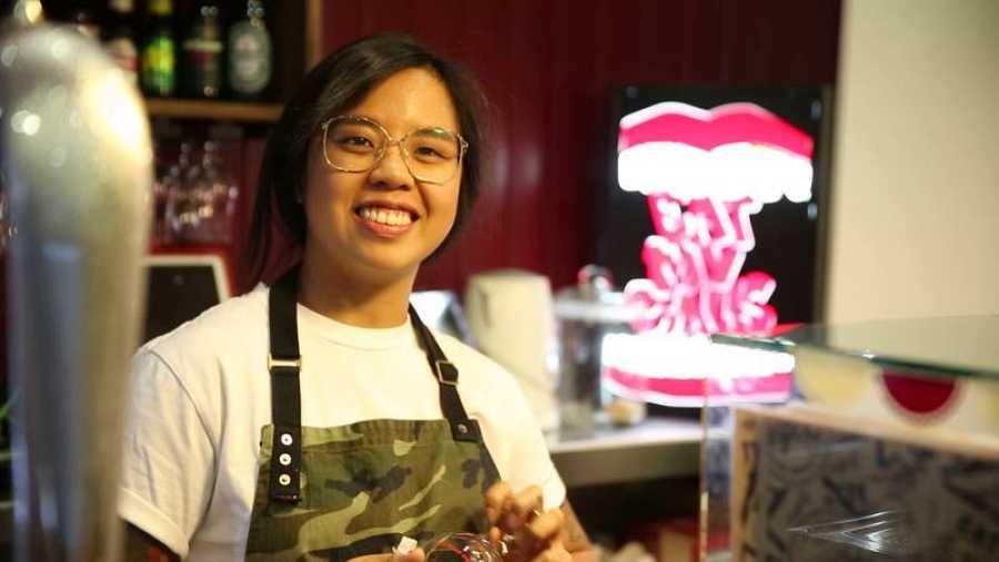 May Fins, una de las cocineras más famosas de 'Street Food'