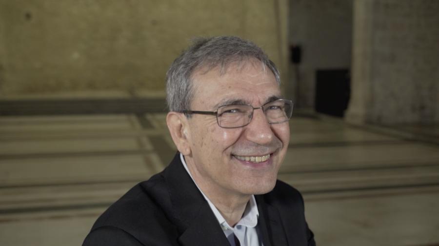 El Premio Nobel de Literatura Orhan Pamuk en el programa de libros Página Dos