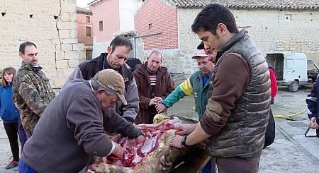 Valdespina es un pueblo de la montaña palentina