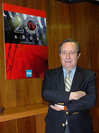 En noviembre de 1990, Pedro Erquicia se hizo cargo del informativo