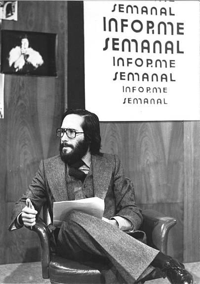 En 1973, se convirtió en el primer director y presentador de