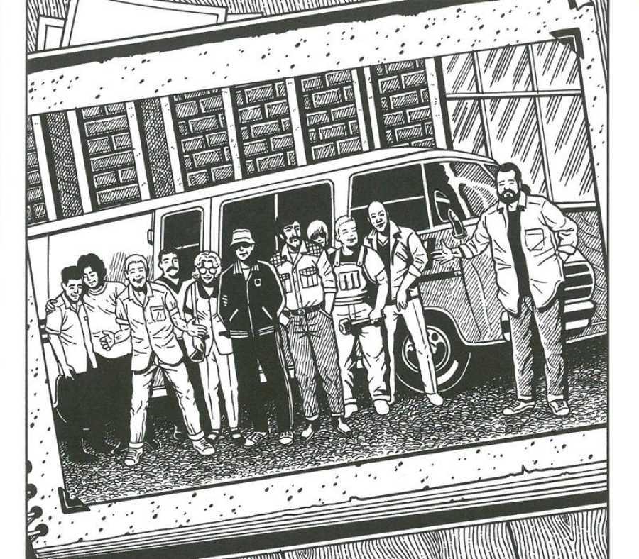 Página de 'Trapicheos en la Segunda Avenida'