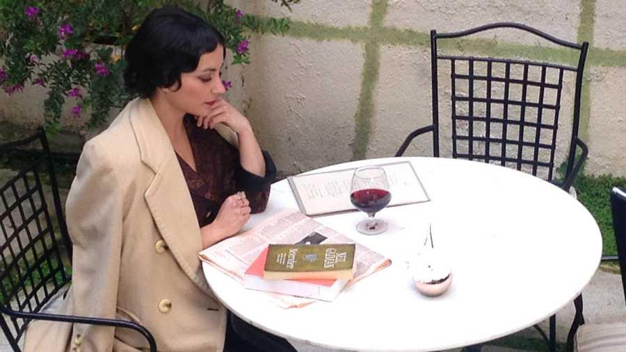 Rosalinda Galán interpreta a Gertrudis Gómez de Avellaneda en Cartas en el Tiempo