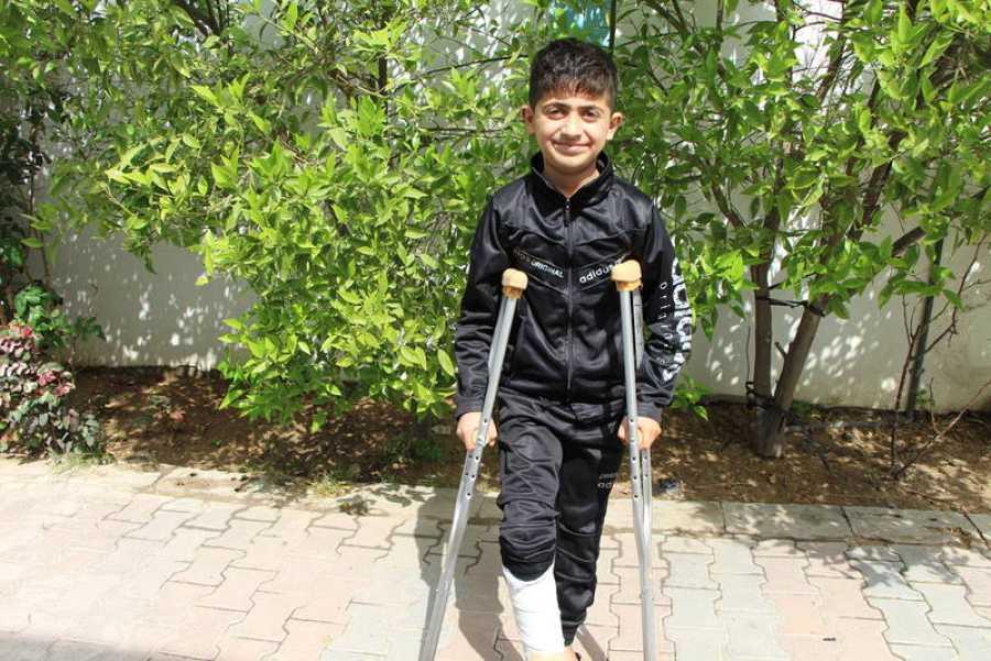 Yahya, el joven que solo quería ver el otro lado de la valla en Gaza