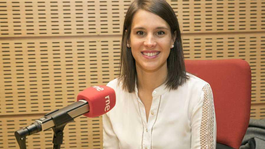Carla Flores, en Rne Madrid