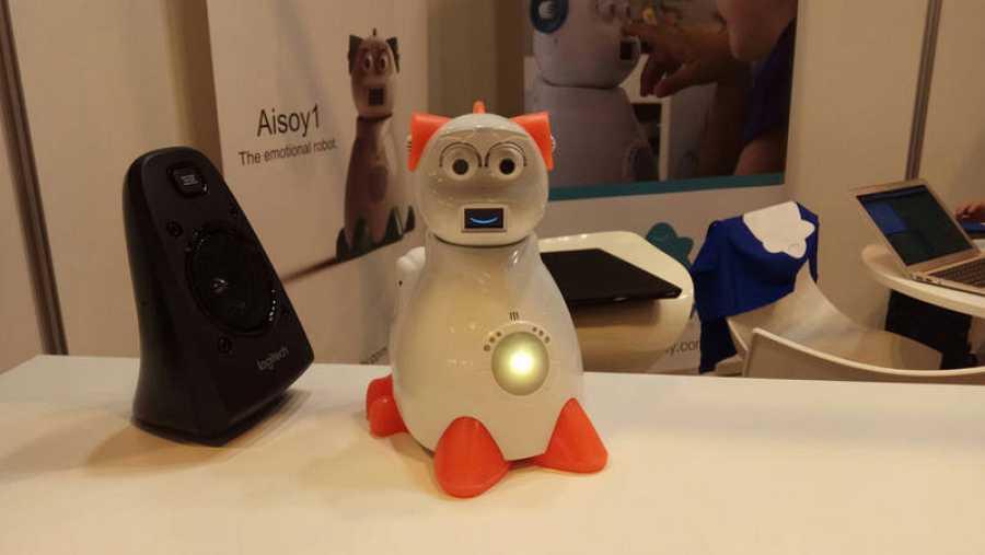 El robot emocional.