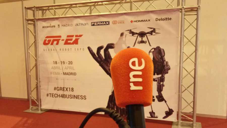 Global Robot Expo, una cita de referencia en el sector de la robótica.