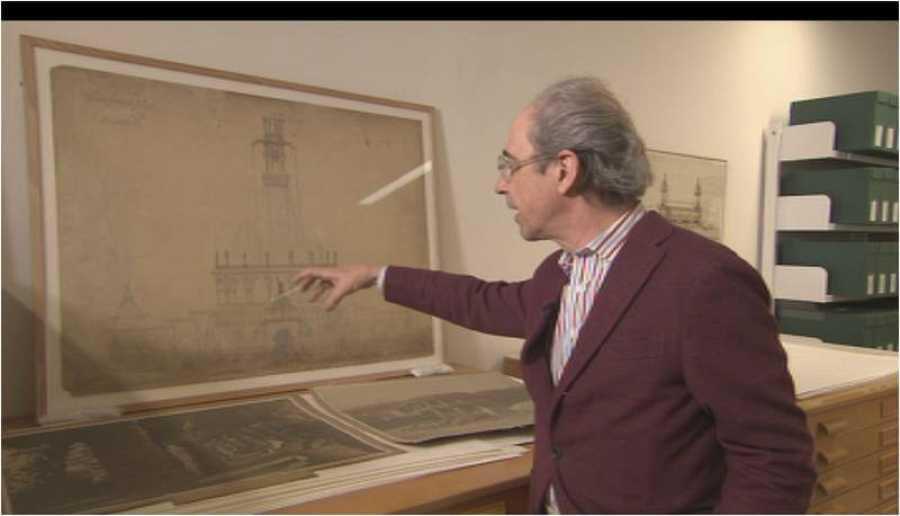 Conoceremos la digitalización del fondo documental de Gaudí