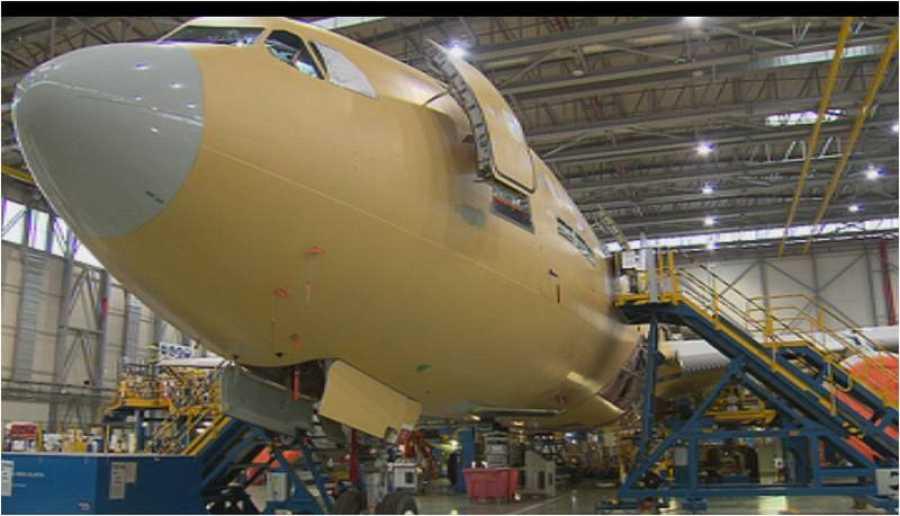 Airbus es la primera empresa aerospacial europea y la segunda mayor del mundo del sector. En España es líder en el ámbito aeronáutico, espacial y de defensa