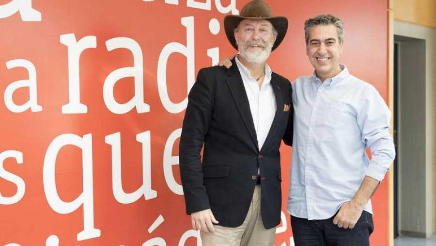 Arturo Martín recibe la visita de Fernando López-Mirones