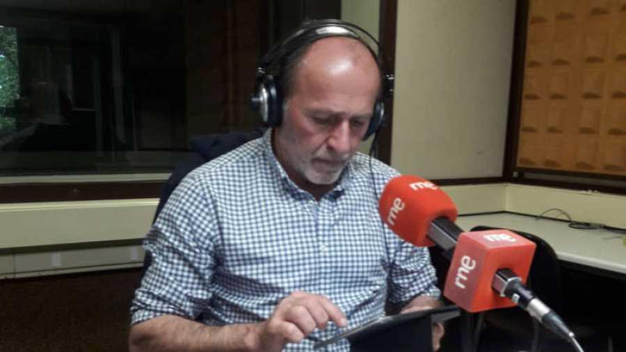 José María Carbonell-Tatay, desde Rne Castellón