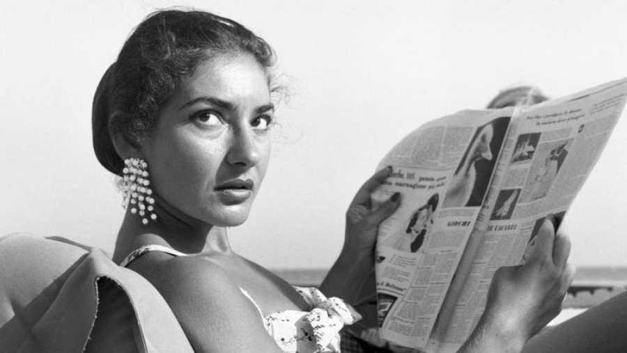 María Callas (Nueva York, 1923-París, 1977)