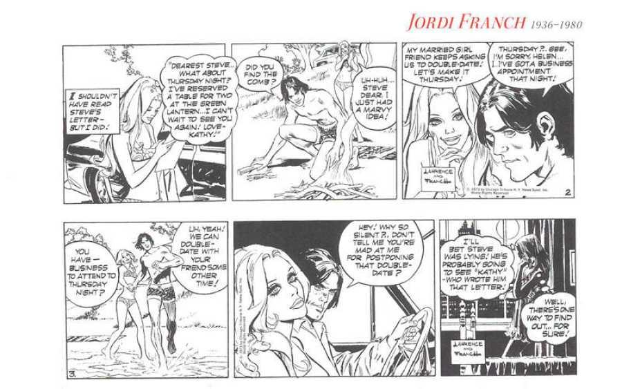 Viñetas de Jordi Franch