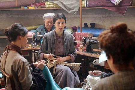Escena de 'La mujer del siglo'