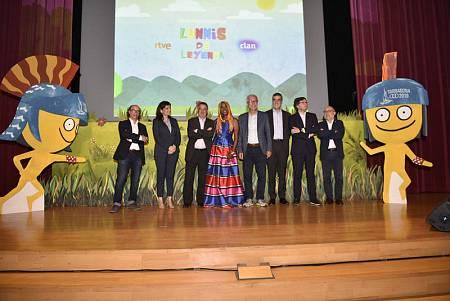 Foto de familia en el Palacio Ferial y de Congresos de Tarragona