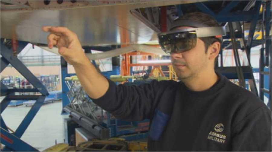 Innovación y tecnología de vanguardia en Airbus