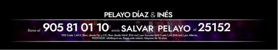 ¡Vota para salvar a Pelayo Díaz!