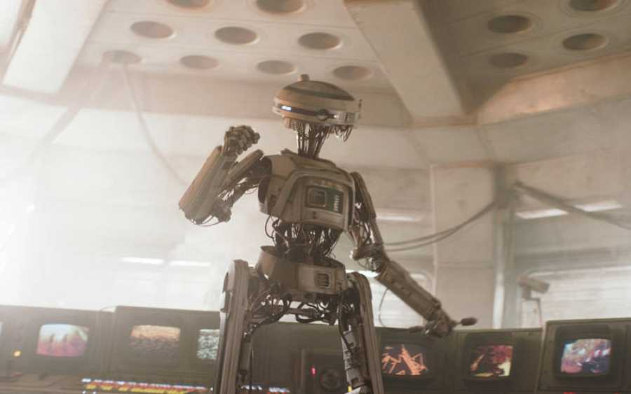 El robot L3-37