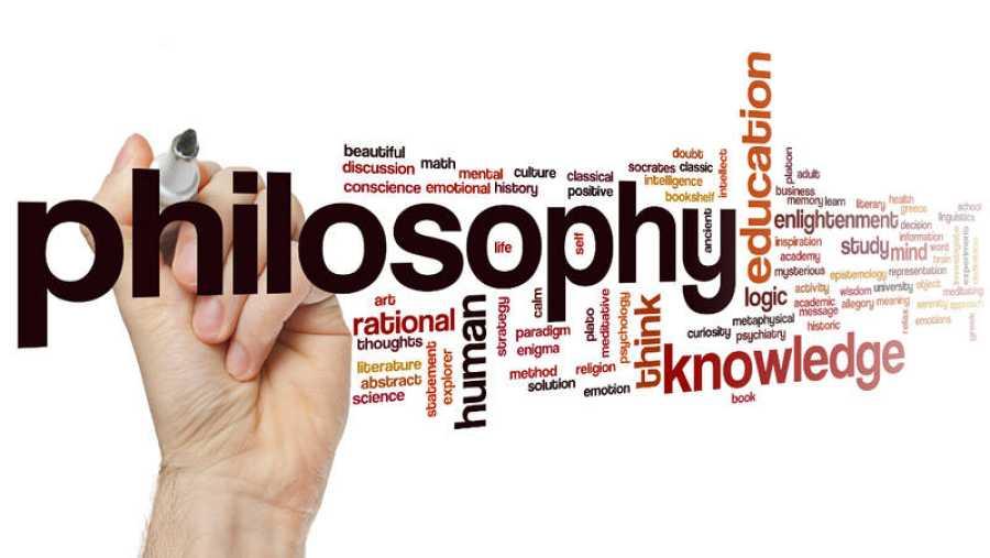Filosofía, el arte de pensar.
