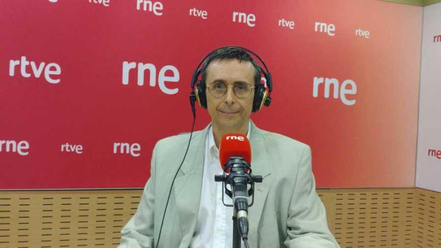 Jaume Ordi es uno de los españoles del proyecto Cadmia, de las autopsias mínimamente invasivas.