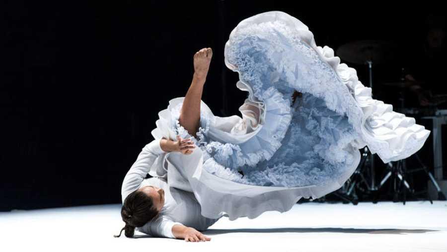 La bailaora Rocío Molina está llevando el nombre de Málaga por toda España.