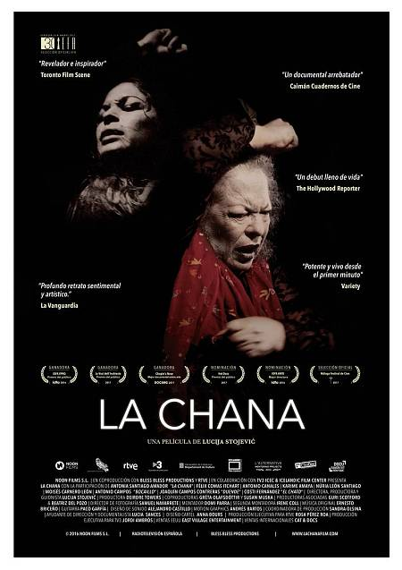 Cartel de la película documental