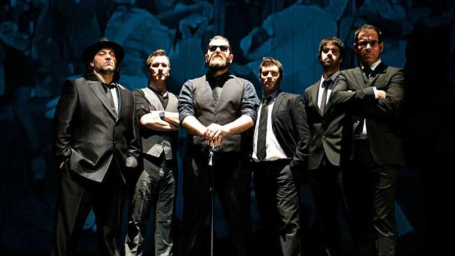 La banda bilbaína visita 'Abierto hasta las 2'