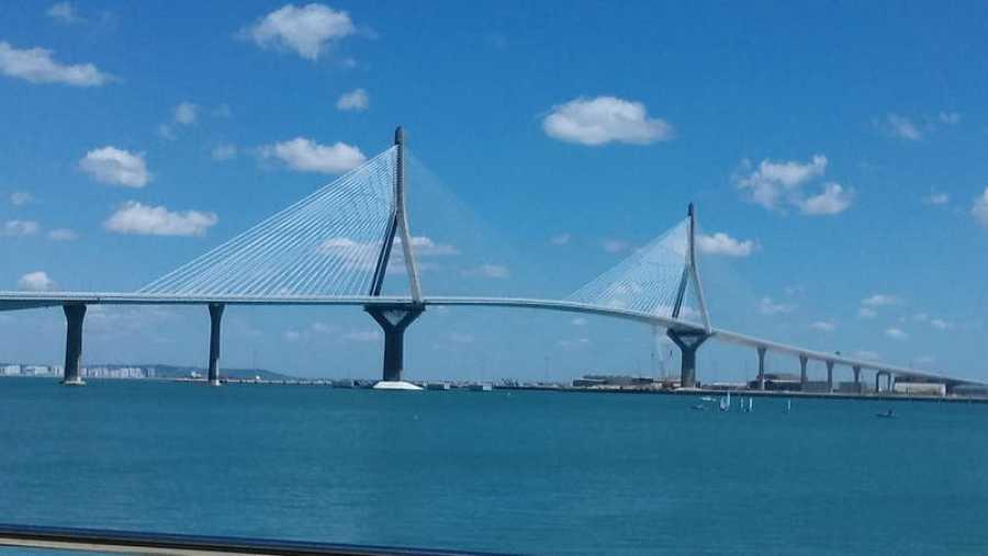 El puente de la Constitución de Cádiz de 1812