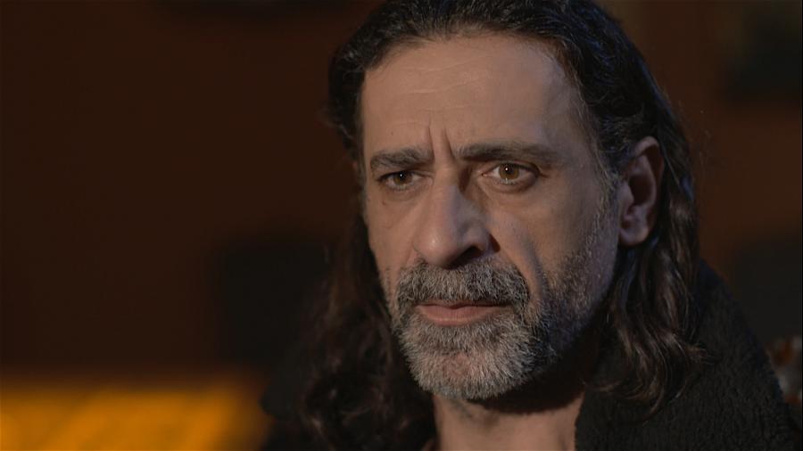 El actor Nacho Fresneda interpreta un espía judío que avisa a Carlos I de España sobre la conquista del Peñón de Argel
