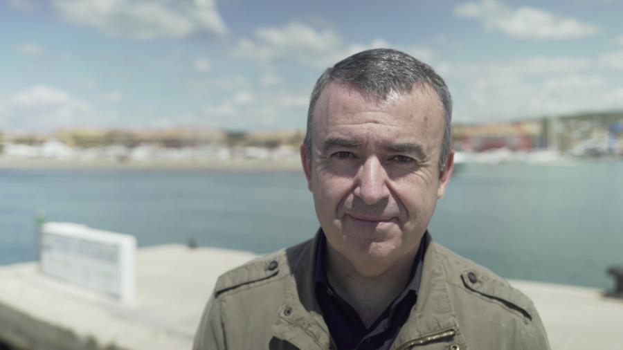 El escritor Lorenzo Silva presenta un nuevo capítulo  sobre sus dos personajes guardias civiles