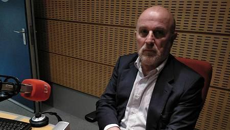 José Manuel Otero, director de Grupo Puentes